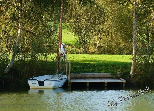 Boat & Lake