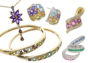 Jewellery pieces