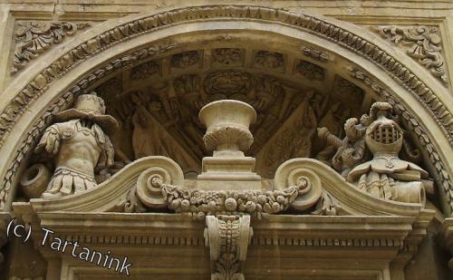 Maltese Building